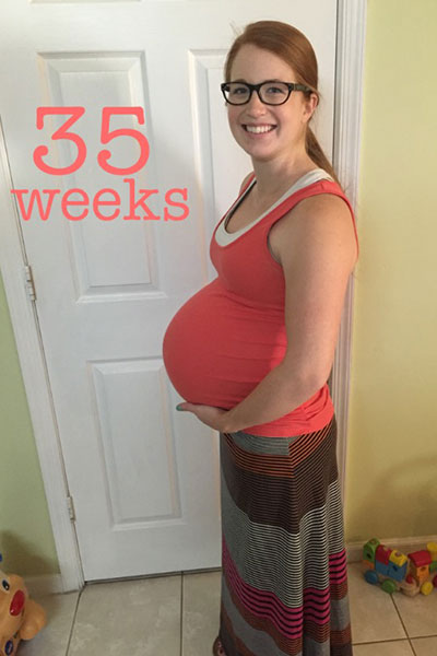 Pregnant and Honest: 40 Weeks