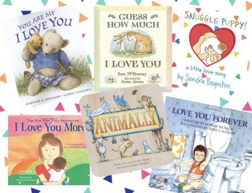 Favorite Valentine's Day Books for Kids