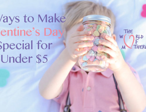 5 Ways to Make Valentine's Day Special for Under $5